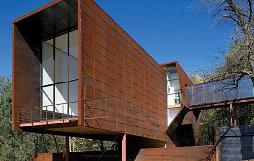 Weathering Steel / Cor-Ten