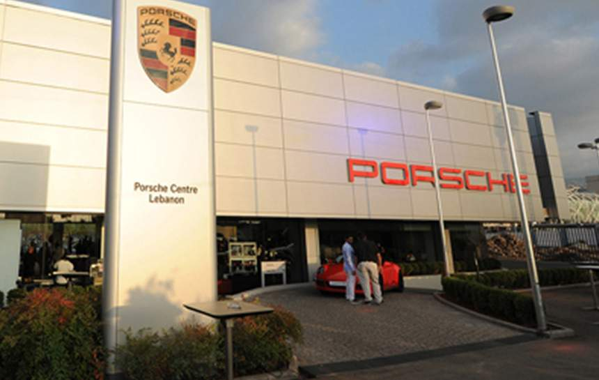 Porsche Center Lebanon