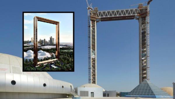 Stainless Steel - Dubai Frame